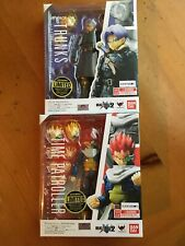 Bandai S.H.Figuarts Dragon Ball Xenoverse 2 Time Patroller & Trunks  Limited