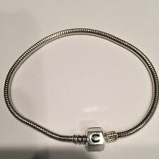 6.0  Authentic Chamilia Bracelet  New Never worn