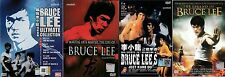 Bruce Lee Collection 5 Movie _ The Life _ Jeet Kune Do _ Trues Story DVD Eng Ver