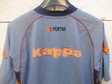 VINTAGE Maillot AS ROMA Kappa maglia shirt trikot rare S