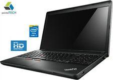 Lenovo Thinkpad Edge E530 Intel Core i7 3520M 2.90GHz 750GB 6GB HD Win10 Pro