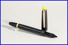 ROTRING / KOHINOOR 1950 Stylo TIKU Ink Pen TINTENKULI feine Spitze Gelb Schwarz