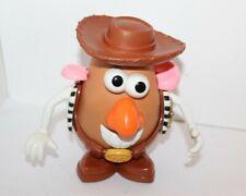"""Mr. Potato Head Disney Pixar Toy Story Woody Playskool 7"""""""