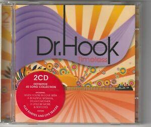 Dr Hook - Timeless  2CD  (Universal 2014)