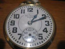 1951 Elgin B.W. Raymond, model 571,21jewel,RR,8 adjustments,Ser. #S548132