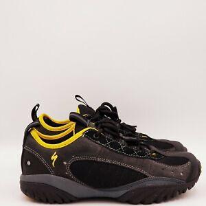 Specialized Women's Rock Hopper Cycling Shoes Size 7 Medium Black B565