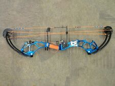 Pse Supra Dm Compound Bow Right Hand - With Case & 11 Tuned Arrows