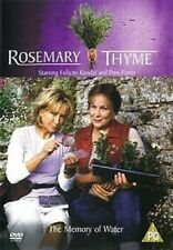 Rosemary and Thyme The Memory of Water [DVD 2005] NEW SEALED FREEPOST