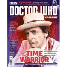 Doctor Who Magazine 517  - Sylvester McCoy - US SELLER - New Unread  No Stickers