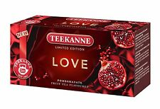 Teekanne LOVE tea - fruit tea with pomegranate and peach flavour
