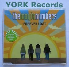 MAGIC NUMBERS - Forever Lost - Excellent Condition CD Single Heavenly HVN 151CD