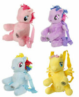 NEW My Little Pony Backpacks 3D Plush Choice of 4