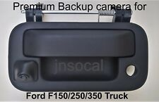 05-14 F150 Backup Camera & Tailgate Handle F250/350 08-16 for Aftermarket Radio