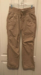 Old Navy Maternity Beige Womens cotton pants Size S