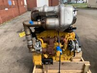 CATERPILLAR 3054T - 142HP - JKT Model - DIESEL ENGINE FOR SALE - NEW SURPLUS!