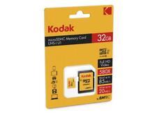 MicroSDHC 32gb kodak tarjeta de memoria micro SD Memory Card mapa cl10 UHS-I 85mb/s