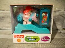 Fisher Price Little People Klip Klop disney princess ariel new box