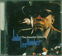 John Lee Hooker - The Essential Collection Cd Eccellente