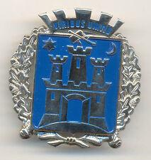 CROATIA    Majorettes of Zagreb -- official cap badge