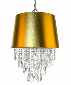 River of Goods Shimmering Jewels 15026 Hanging Lamp $240 NIB