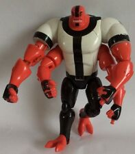 "BEN 10 - FOUR ARMS – 8"" – BANDAI - 2006"