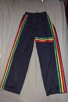 NEW Track Pants Yoga Work Out Sweat 420 Jamaica RASTA Small Large X-Large