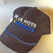 Oscar de la Hoya vs. Bernard Hopkins Vintage Baseball Boxing Fight Cap Brand New
