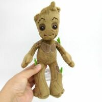 8.6 inches Guardians Of The Galaxy Baby Groot Plush Toy Soft Doll Christmas Gift