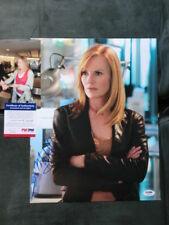 Marg Helgenberger Hot! signed CSI 11x14 photo PSA/DNA cert PROOF!!