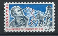 Monaco N°1556** (MNH) 1986 - Mont-Blanc