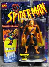 Spider-Man Hobgoblin Hurling Pumpkin Bomb Action with Goblin Glider ToyBiz 1994