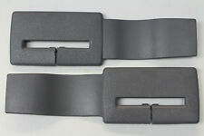 Camaro/Firebird Seat Belt Headliner Upper Trim Gray Pair New Reproduction