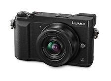 0518 Panasonic Dmc-gx80w Black 12-32mm F3.5-5.6 Asph.mega O.i.s.lumix G Vario (g