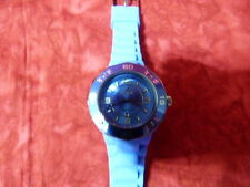 Adee Kaye Elettrico Blue Unisex Watch New w/out Tags