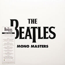 The Beatles MONO MASTERS 180g Gatefold NEW SEALED VINYL 3 LP