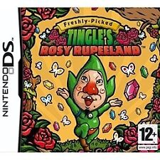 Freshly Picked: Tingle's Rosy Rupeeland (Nintendo DS, 2007)