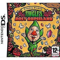 Freshly Picked: Tingle's Rosy Rupeeland (Nintendo DS, 2007) (zelda)