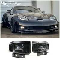 2005 - 2013 C6 Corvette Morimoto High-Powered XB LED Fog Light Assemblies [Set]