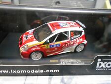 CITROEN C2 S1600 Super 1600 Tour de Corse 2006 Winner #55 Tirabassi SP IXO 1:43