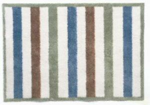 Cotswold Stripe doormat - Turtle Mat - 60x85cm -Dirt-trapping -2 year guarantee