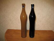 LEONARDO *NEW* Vase 41cm Nougat Massai ( à gauche )