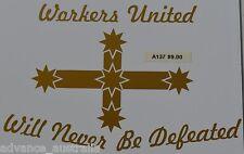 Eureka Workers United  - A137