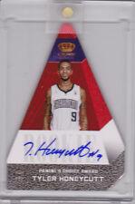 2012-13 Panini Preferred #559 Tyler Honeycutt PC Auto 35/99