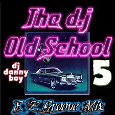 Old School Funk Mix Volume 5 dj Mix CD EZ Groove Mix