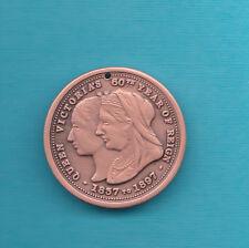 Mount Lyell Tasmania Medalett Quality Copy