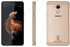 NEW Karbonn Aura Note 4G VOLTE With Finger Touch Sensor Mobile Phone Chamapgne