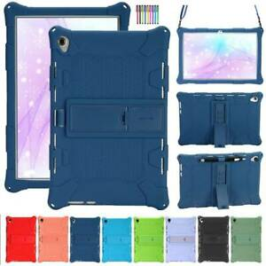 """Shockproof Silicone Stand Case Cover for Huawei MediaPad M5 M6 10.8"""" inch Tablet"""