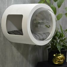 Wall-mounted house-capsule for cats, size M