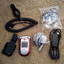 Verizon page plus Samsung SchA950 Flip Camera Cell Phone accessories gift