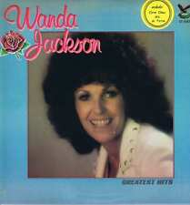 Wanda Jackson – Greatest Hits – GT-0057 – LP Vinyl Record